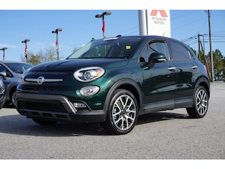 Used 2016 FIAT 500X Trekking Plus SUV ZFBCFXET2GP368336 under $15,000 for Sale in Union City, GA