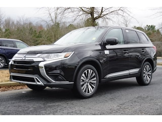 New 2019 Mitsubishi Outlander ES CUV JA4AD2A33KZ015873 for Sale in Atlanta