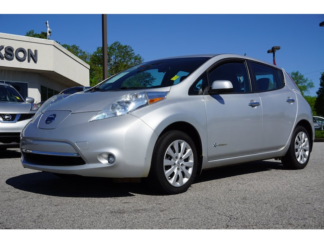 2013 Nissan Leaf Sv In Union City Ga