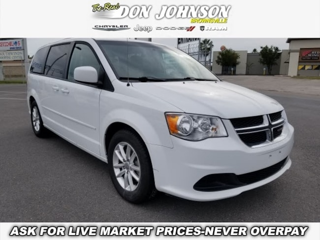 8511876401 Used 2016 Dodge Grand Caravan SXT Wagon For Sale Brownsville