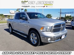 Used 2017 Ram 1500 Lone Star Lone Star 4x4 Crew Cab 57 Box in Brownsville TX
