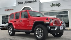 2019 Jeep Wrangler UNLIMITED SAHARA 4X4 Sport Utility in Brownsville TX