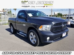 Used 2015 Ram 1500 Express 2WD Reg Cab 120.5 Express in Brownsville TX
