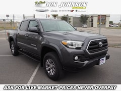 Used 2017 Toyota Tacoma SR5 SR5 Double Cab 5 Bed V6 4x2 AT in Brownsville TX