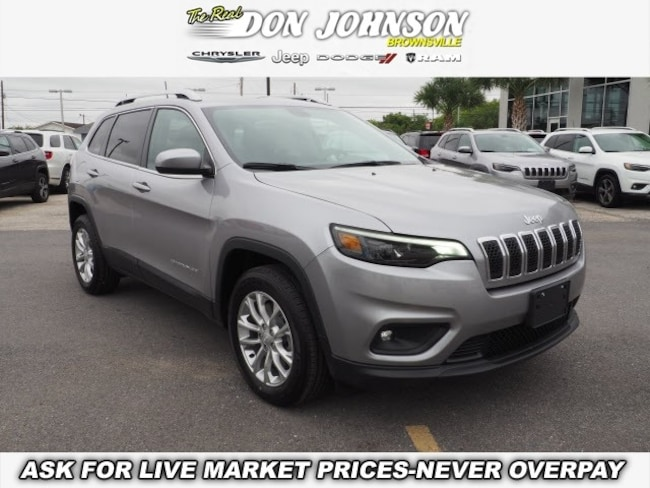 New 2019 Jeep Cherokee LATITUDE FWD Sport Utility For Sale Brownsville, TX