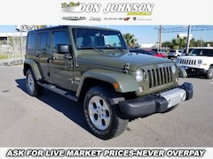 Used 2015 Jeep Wrangler Unlimited Sahara 4WD  Sahara in Brownsville TX