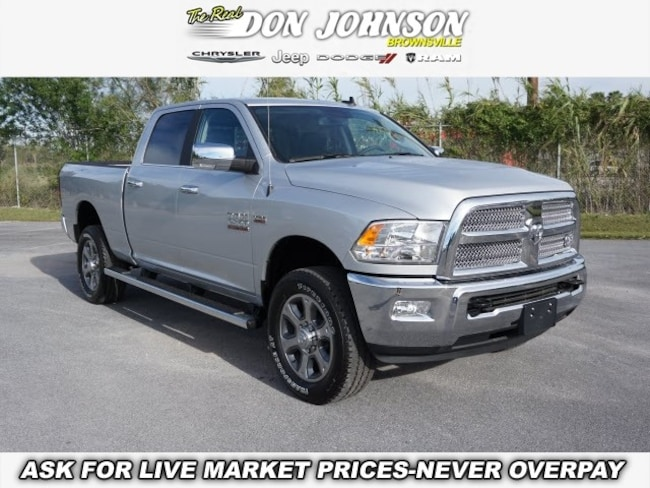 New 2018 Ram 2500 For Sale Brownsville Tx Stock 381393