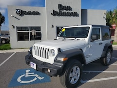 Used 2019 Jeep Wrangler Sport S Sport S 4x4 in Brownsville TX