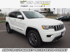 Used 2018 Jeep Grand Cherokee Limited Limited 4x2 in Brownsville TX