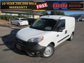 New 2021 Ram ProMaster City TRADESMAN CARGO VAN Cargo Van for sale in Whitefish, MT