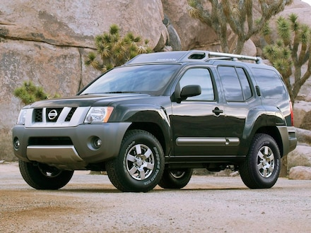 Featured Used 2005 Nissan Xterra SUV for Sale near Evergreen, MT