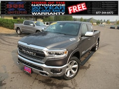 New 2020 Ram 1500 LIMITED CREW CAB 4X4 6'4 BOX Crew Cab C9084 for sale in Whitefish, MT