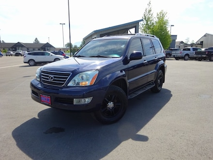 Featured Used 2008 LEXUS GX 470 Base SUV for Sale near Evergreen, MT