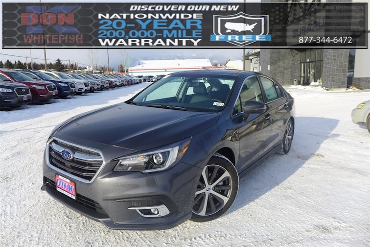 New 2019 Subaru Legacy 3.6R Limited Sedan in Whitefish, MT
