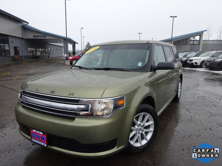 Used 2014 Ford Flex SE SUV for sale near Kalispell MT