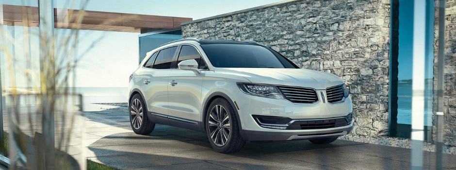 New 2017 Lincoln Mkx Model Specs In Ashland Oh