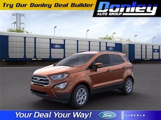 New 2020 Ford EcoSport SE SUV in Shelby, OH