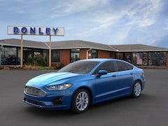 New 2020 Ford Fusion Hybrid SE Sedan for Sale in Ashland OH