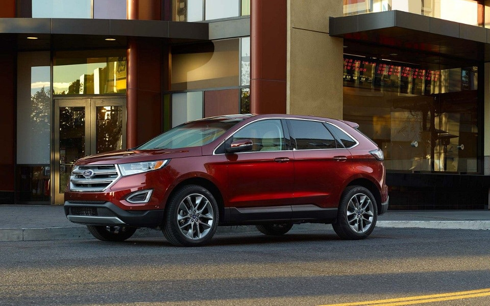 Ford Edge Engine Specs Capability