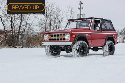 Featured used 1973 Ford Bronco for sale in Ashland, OH