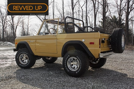 Featured used 1974 Ford Bronco for sale in Ashland, OH