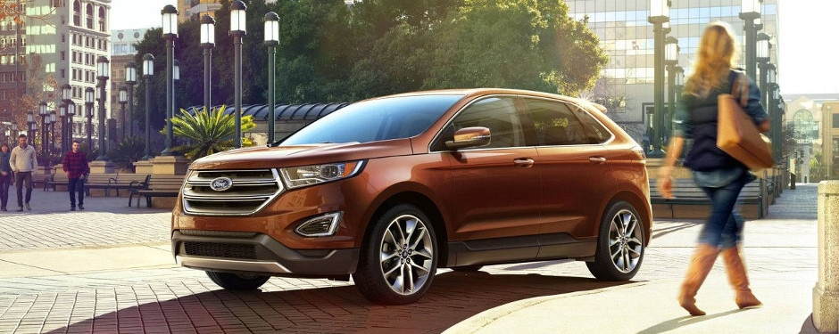 New 2017 Ford Edge Review In Ashland Oh
