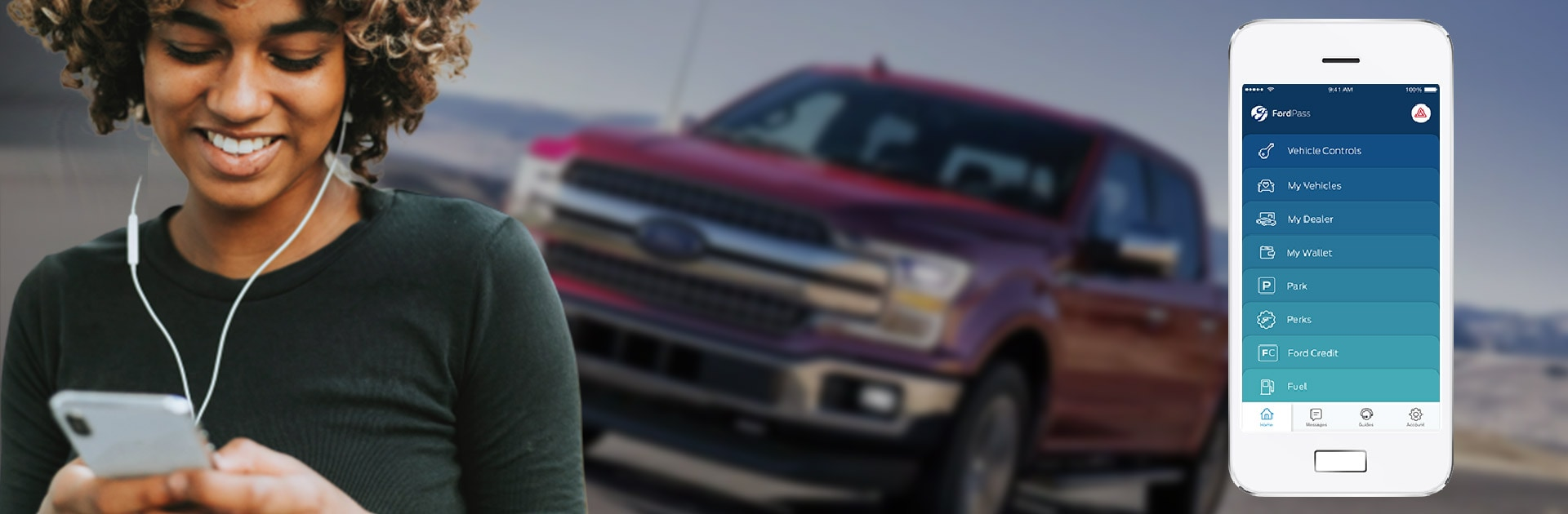 My Ford Credit >> Explore The Fordpass App Donley Ford Lincoln Of Ashland