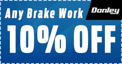 10% Off Any Break Work