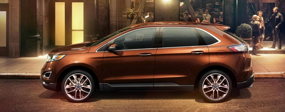 2017 Ford Edge Suv Model Review Features Specs Pricing Donley