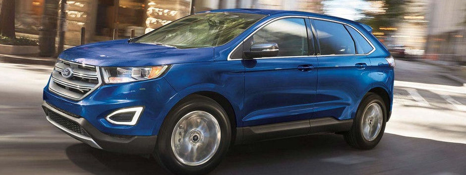 Ford Edge Vs  Ford Explorer Interior Design