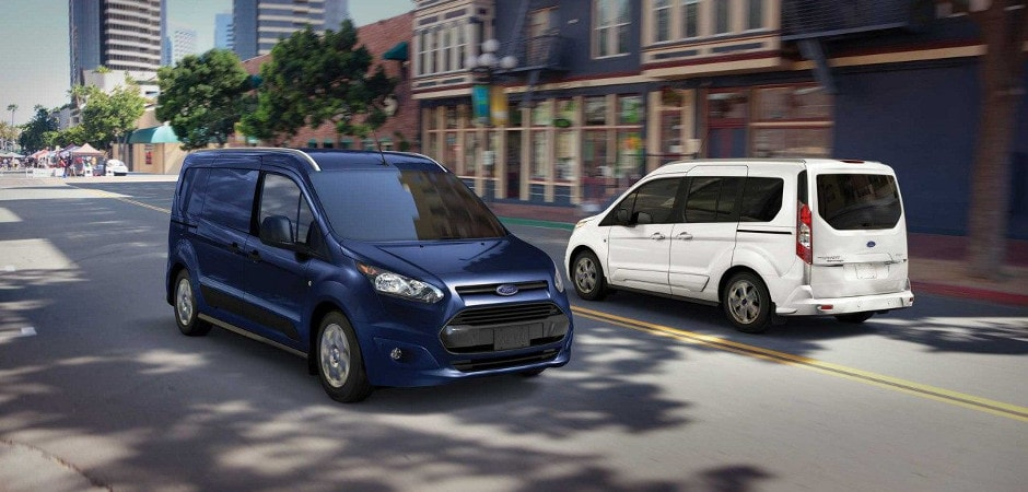 Donley Ford Galion >> 2018 Ford Transit Cargo Van Model Review, Features, Specs ...