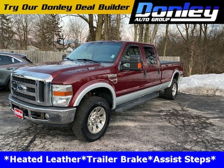 2008 Ford F-350SD Truck