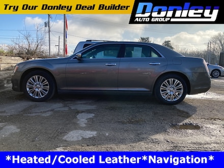 Featured used 2011 Chrysler 300C Base Sedan for sale in Ashland, OH