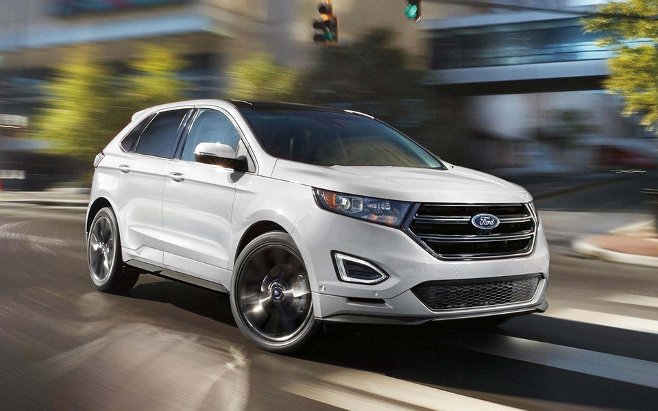 Ford Edge Vs  Toyota Highlander Performance