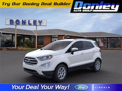 New 2020 Ford EcoSport SE SUV for Sale in Mount Vernon, OH