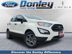 New 2019 Ford EcoSport S Sport Utility MAJ3S2FE9KC276898 for Sale in Ashland OH