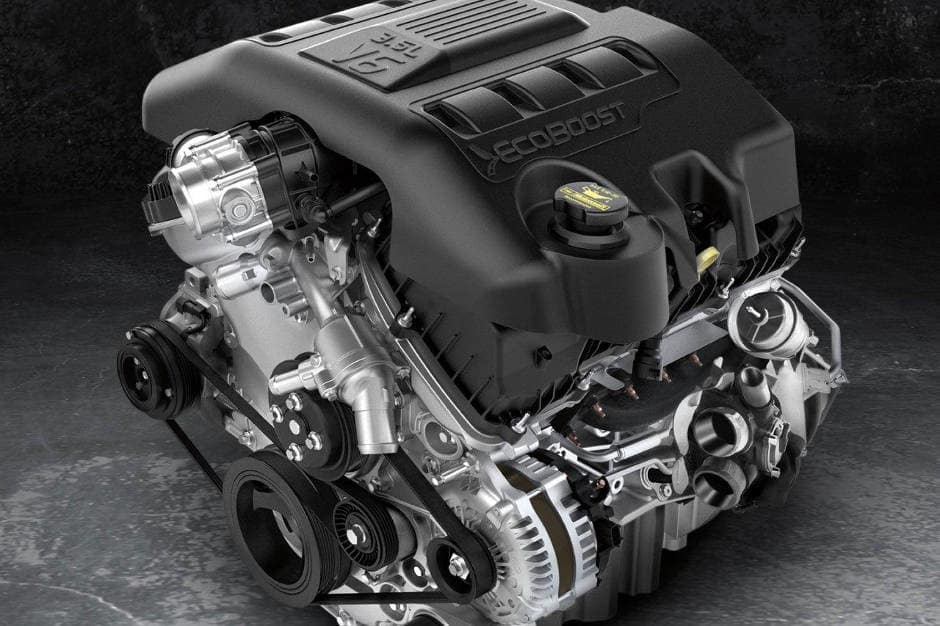 Ford EcoBoost® engine