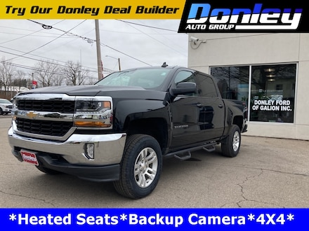 Featured used 2018 Chevrolet Silverado 1500 LT Truck for sale in Ashland, OH