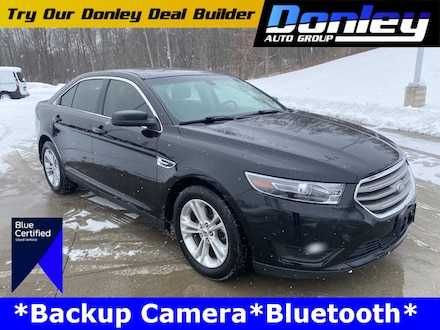 Featured Used 2016 Ford Taurus SE Sedan for Sale near Mansfield, OH