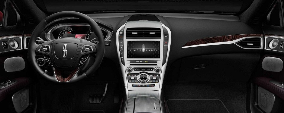 2017 Lincoln Mkz Select Vs 2017 Lincoln Mkz Reserve Lincoln Sedan