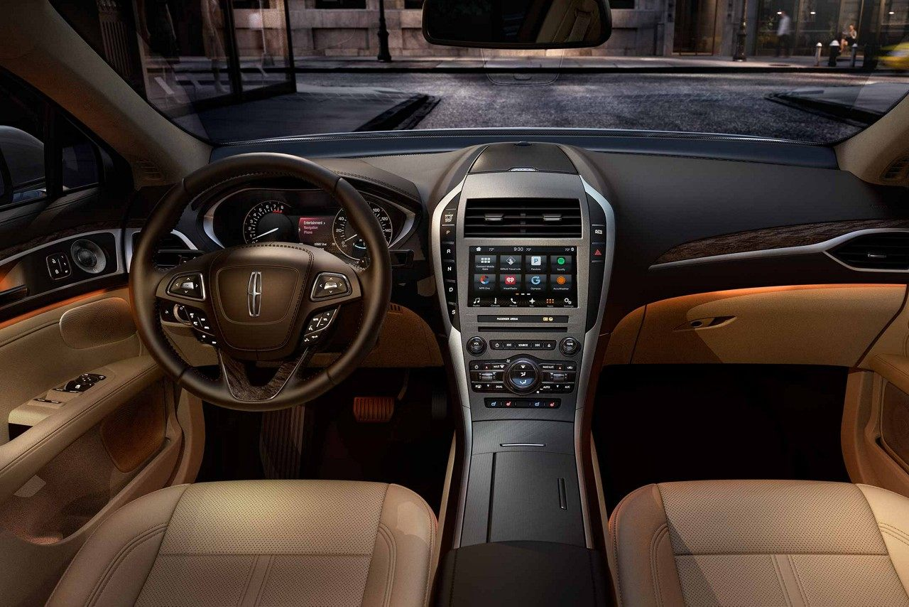 2018 Lincoln Mkz Vs 2017 Continental Lincoln Sedan Comparison Donley Ford Lincoln Of Mt Vernon