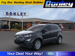 New 2020 Ford EcoSport SE SUV near Marion OH