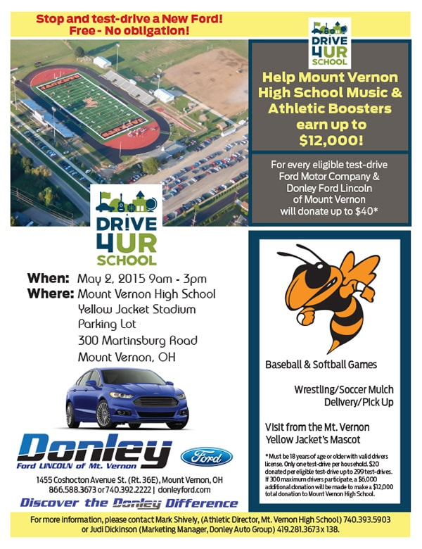 Donley Ford Lincoln Of Mt Vernon In The Community Community