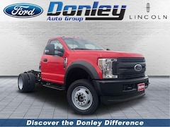 New 2019 Ford F-550 Chassis CAB CHASSIS for Sale in Mount Vernon, OH