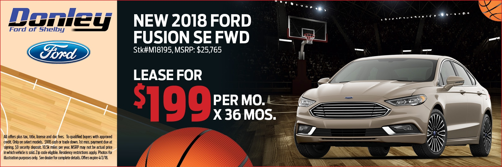 2018 Ford Fusion SE FWD in Shelby, OH