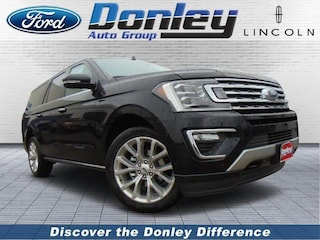 New 2019 Ford Expedition Max Limited Sport Utility in Shelby, OH