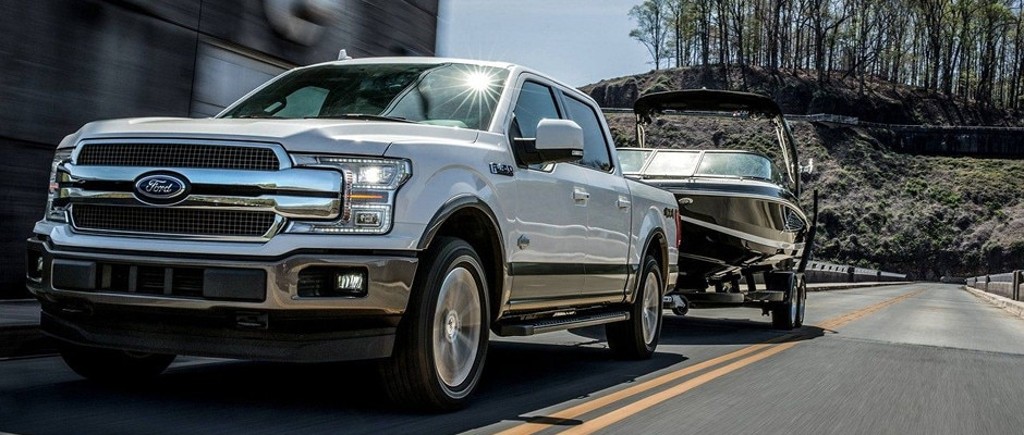 2018 ford f 150 pickup truck trim level packages donley ford of shelby. Black Bedroom Furniture Sets. Home Design Ideas