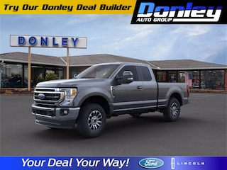 New 2020 Ford F-350 Lariat Truck in Shelby, OH