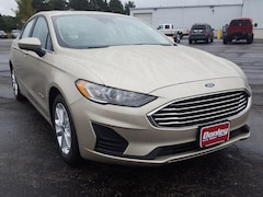 New 2019 Ford Fusion Hybrid SE Car 3FA6P0LU7KR108841 for Sale in Ashland OH