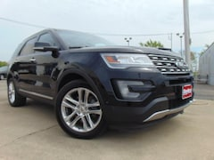 Used 2016 Ford Explorer Limited Sport Utility for Sale in Mount Vernon, OH